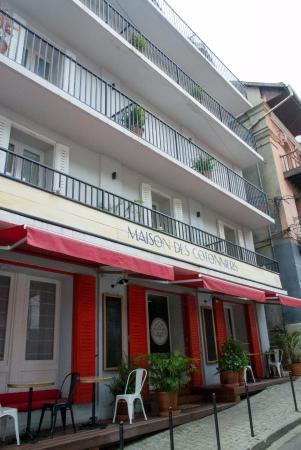 Hotel Maison des Cotonniers
