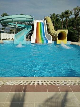 Pool - Club Tuana Fethiye Photo