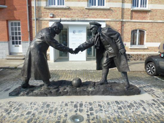 Image result for christmas truce of 1914