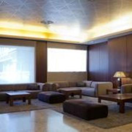 Hotel Praga: Lobby