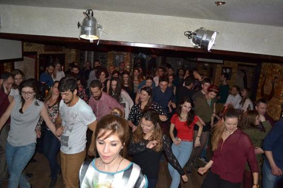 Skopje, Republic of North Macedonia: The best parties ever...MAMAS club