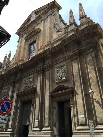 Chiesa di Santa Ninfa dei Crociferi