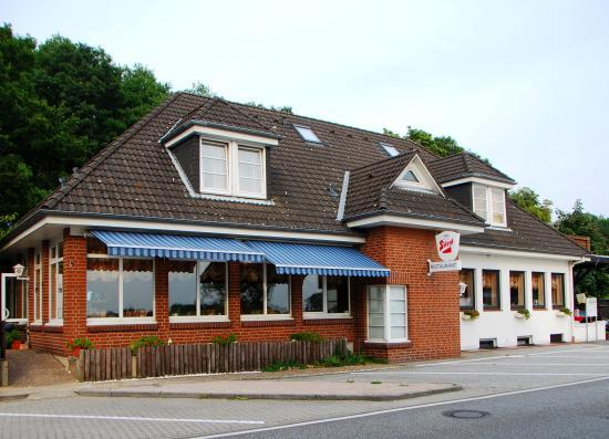 Geesthacht, Germany: elb-matrose - hotel und restaurant