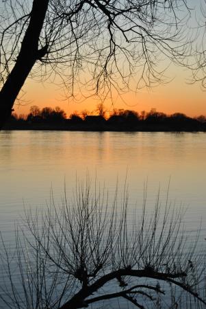 Geesthacht, Germany: Naturerleben an der Elbe