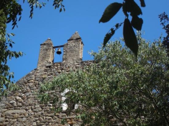 Sorede, Frankrike: clocher