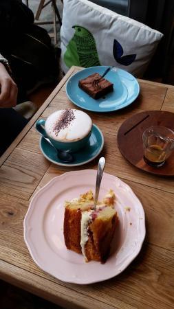 plat du jour picture of coffee architects leamington