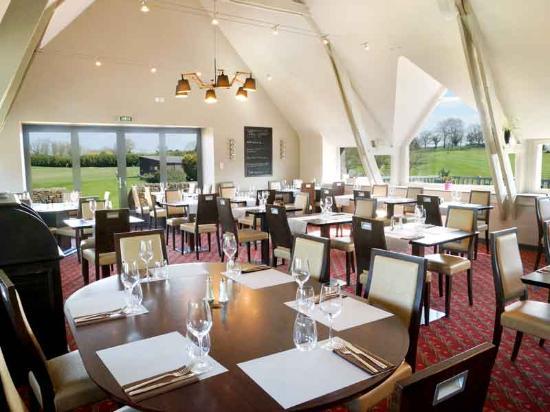 Saint-Malo Golf Resort : Restaurant du Golf