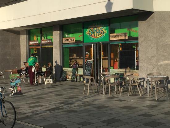 Supha's Street Food Emporium: Welcome
