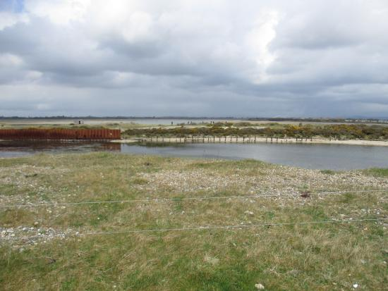 Sidlesham, UK: Pagham Harbour Local Nature Reserve