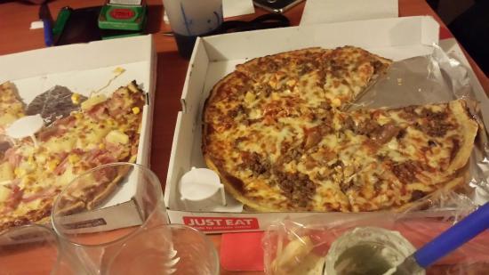 El Rey de las Pizzas