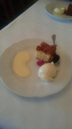 Orsta, Νορβηγία: Apple cake