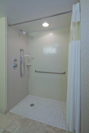 Moss Point, MS: Roll-in Shower