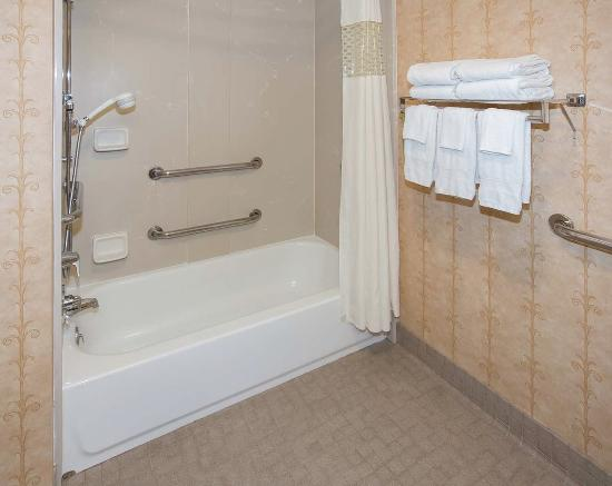 Coventry, RI: Accessible Bathroom with Tub