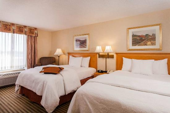Hampton Inn & Suites Addison: Two Queens