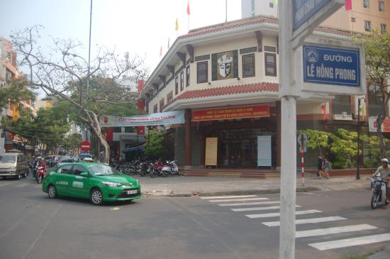 Nguyen HIen Dinh Tuong theatre