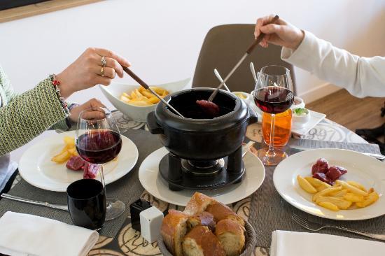 Ibis Beaune La Ferme Aux Vins: plat