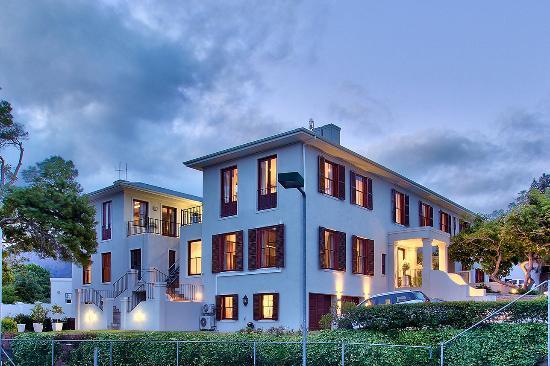 Nova Constantia Boutique Residence: Hotel View
