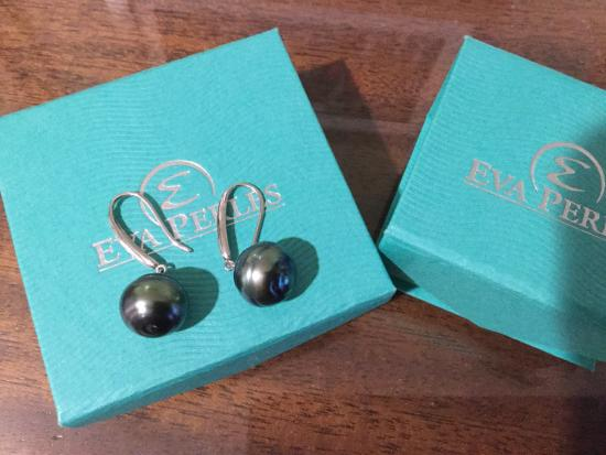 Eva Perles Pearl Buying : Wear them everyday