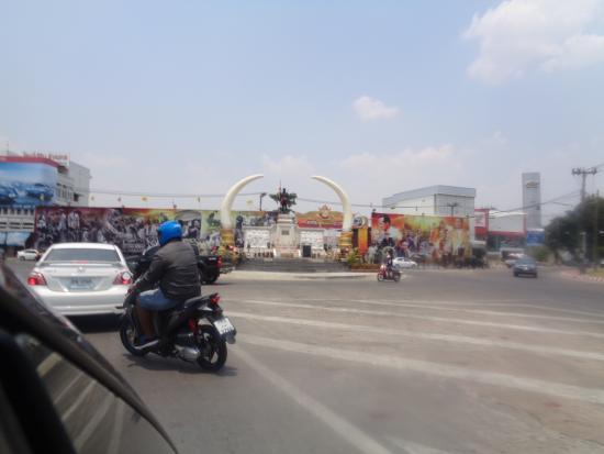 Phraya Surin Pakdee Srinarong Jangwang (Pum) Monument