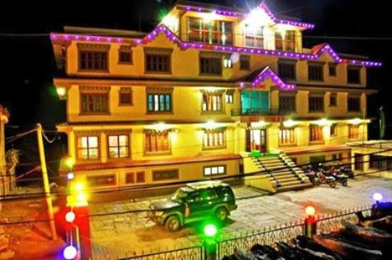 Hotel Located at the heart of Jomsom city. Famous for holy place Muktinath temple