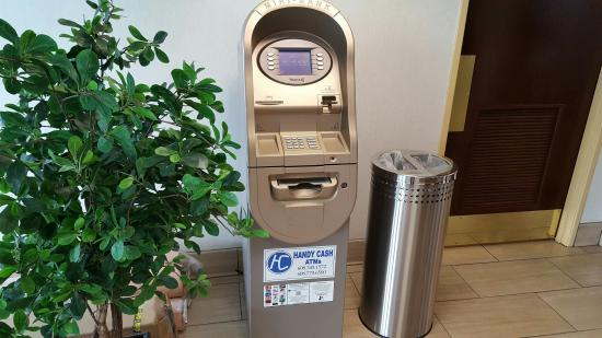 Comfort Inn Madison - Downtown: ATM on site