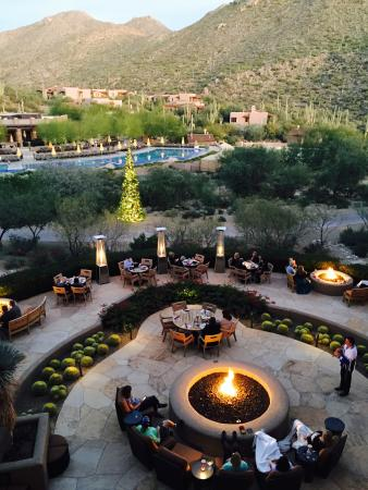 The Ritz-Carlton, Dove Mountain: The view from our balcony.