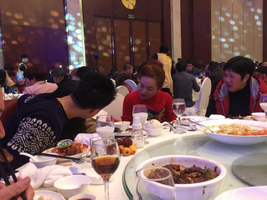 Fuyue Hotel: dinner