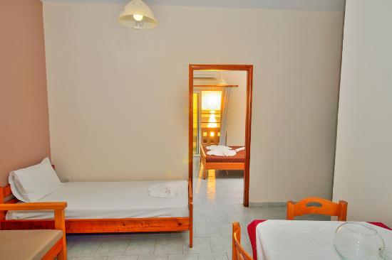 Falasarna Beach Studios&Apartments: apartment sea view