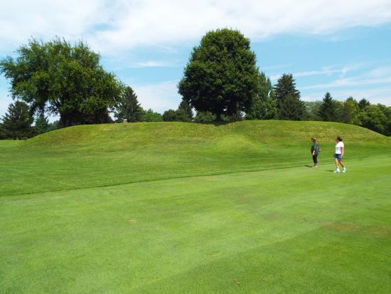 Great Circle Earthworks: Octagon Mound