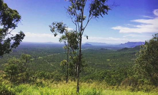 Pipers Lookout - Hervey's Range