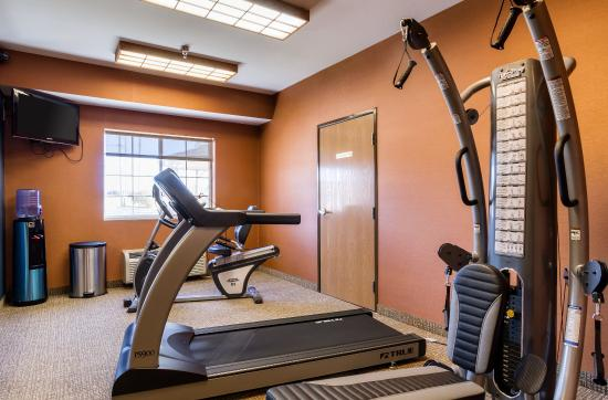 Emporia, KS: Fitness Room