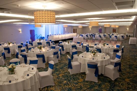 Crowne Plaza Hotel & Suites Pittsburgh South: Wedding Ballroom