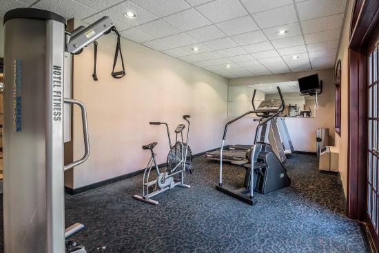 Clarion Hotel: Fitness