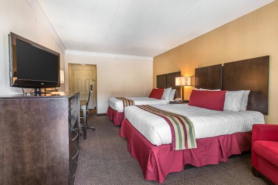 Black Bear Inn & Suites: Family suite