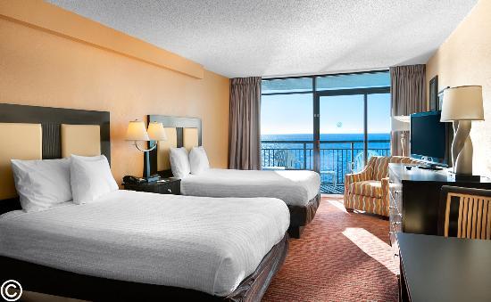 Oceanfront Room At Landmark Resort