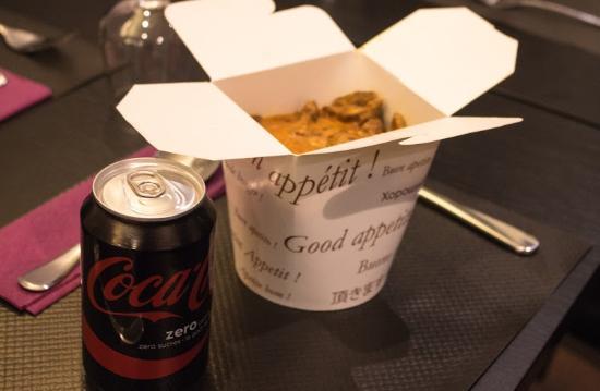Box étudiant à Emporter Picture Of Tasty Restaurant Indien Lille