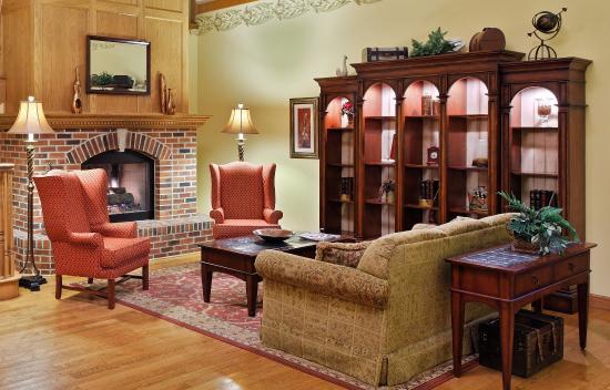 CountryInn&Suites Freeport Lobby