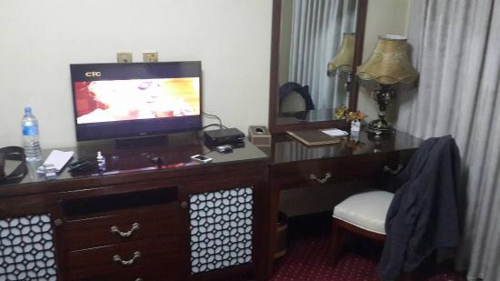 inside my room - Picture of Hotel Bogishamol, Andijan - TripAdvisor