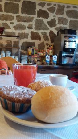 Garni Edy: colazione