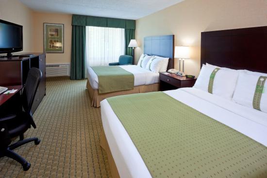 Hasbrouck Heights, Nueva Jersey: Double Bed Guest Room