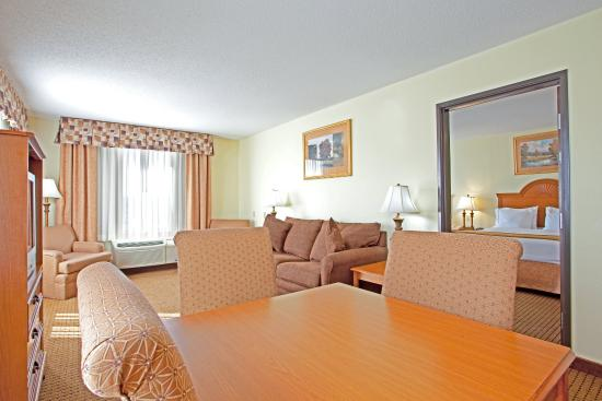 Holiday Inn Express Princeton / I-77: Suite