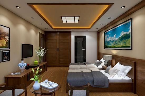 Golden Sun Sapa Hotel