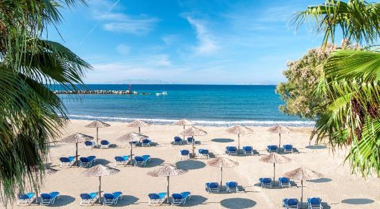 Fanes, Greece: Private Beach