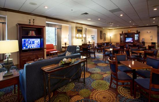 Athens, جورجيا: Hotel Lobby