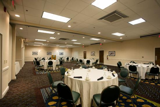 Atenas, GA: Holiday Inn Express Ballroom the perfect place for your meeting