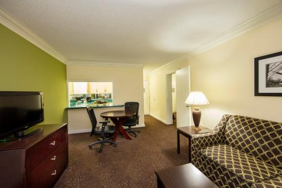 Atenas, GA: Entertaining is a breeze in our one bedroom suite