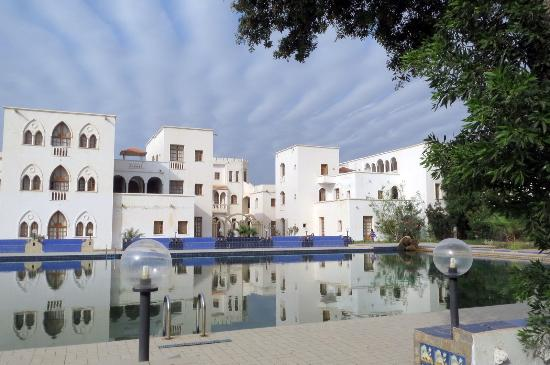 Massawa, Eritrea: It looks pretty wonderful, to say nothing of the enormous pool