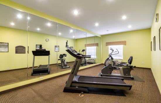 Ingleside, TX: Fitness Room