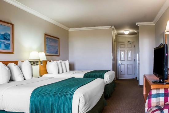 Ocean Shores, WA: Guest Room