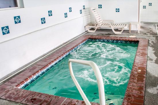 Ocean Shores, WA: Pool